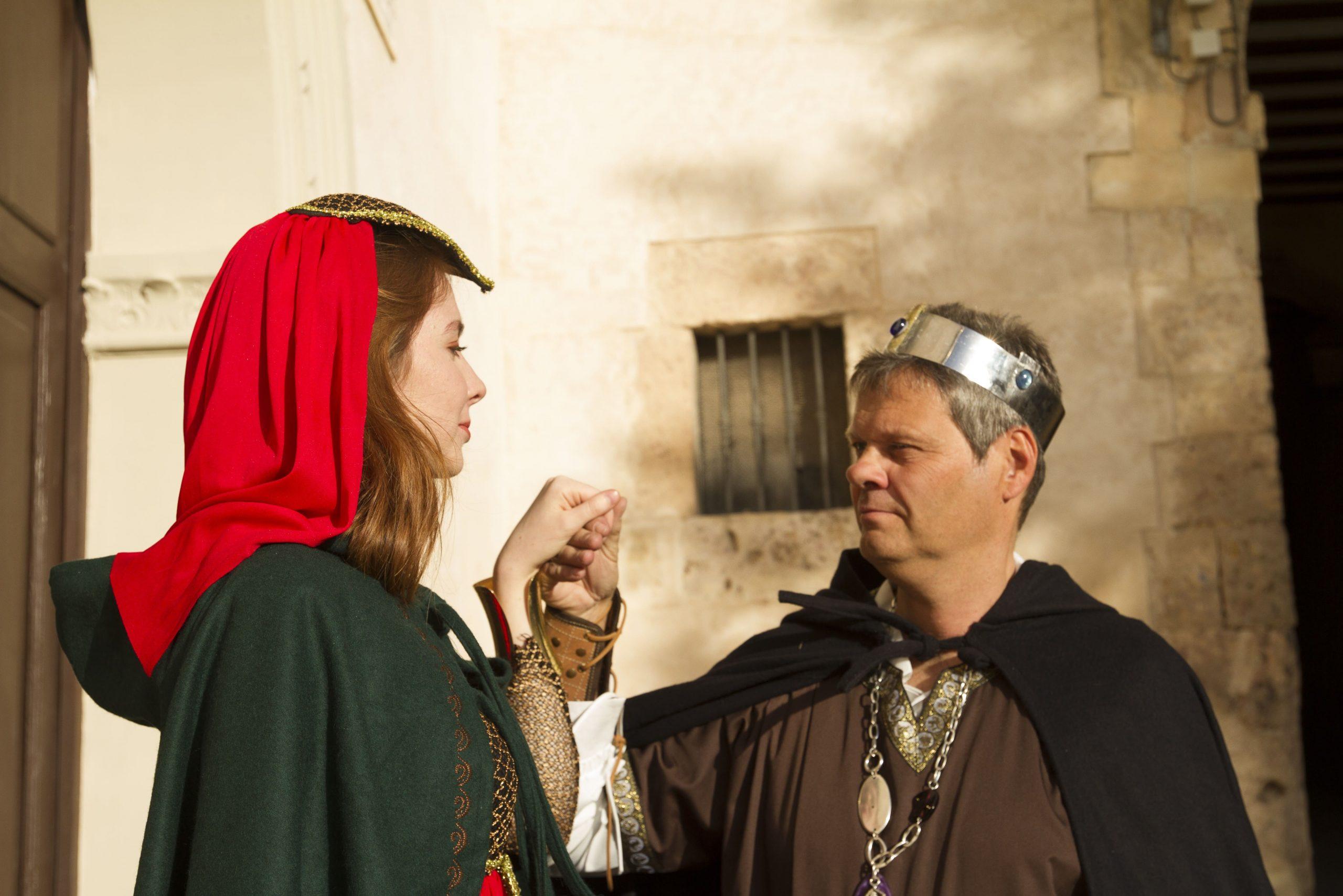 Visita guiada y teatralizada en Cuenca