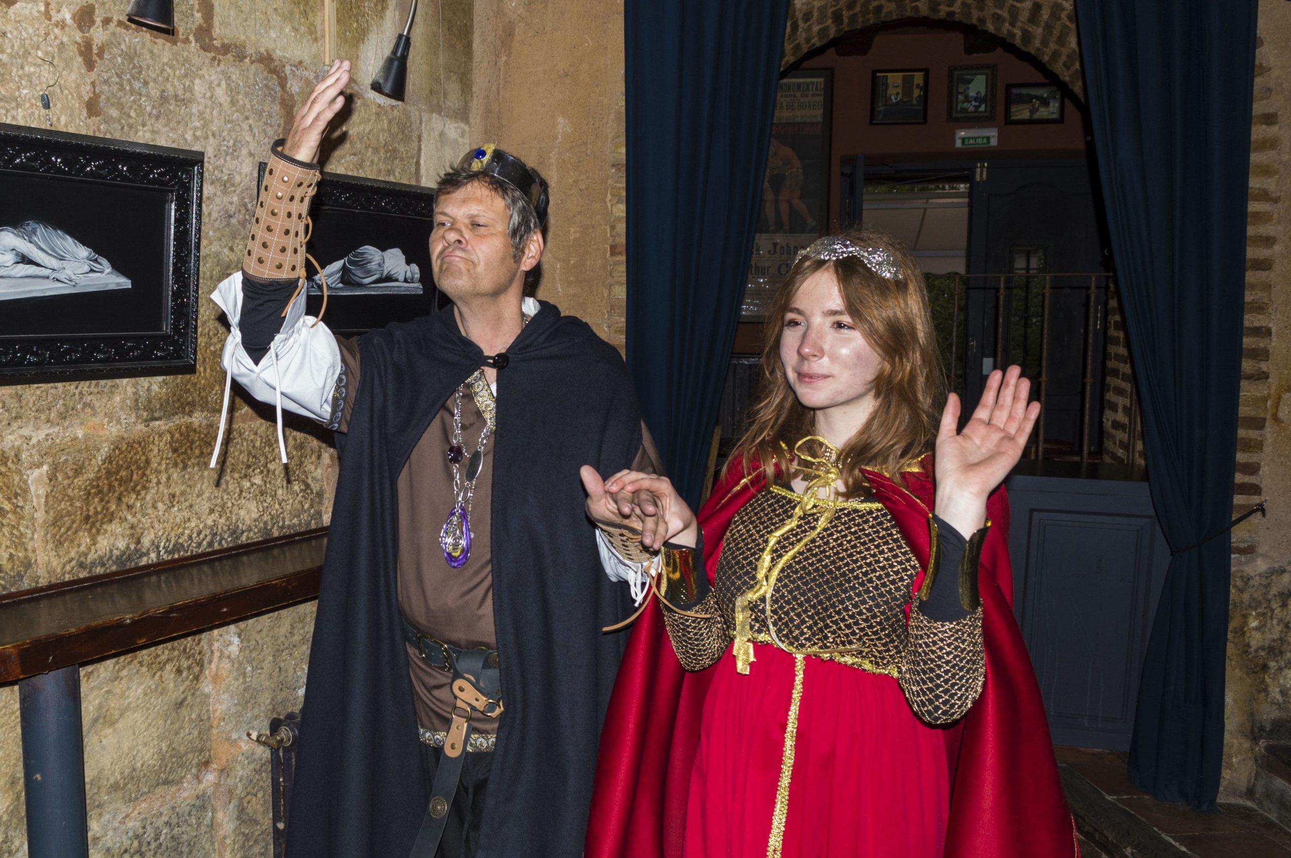 Galeria de Visita teatralizada Cuenca